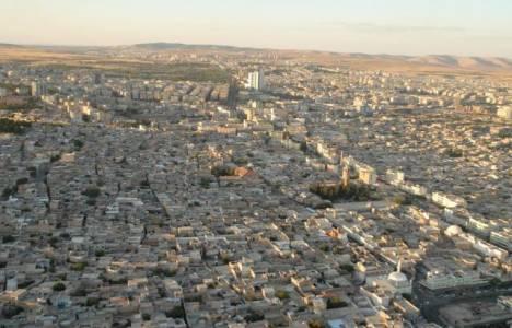 Şanlıurfa'nın çehresi kentsel