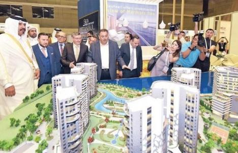 Katar krizi Türk inşaat yatırımcılarını endişelendirdi!