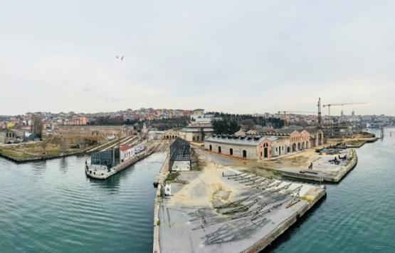 Tersane İstanbul Projesi 2022'de tamamlanacak!