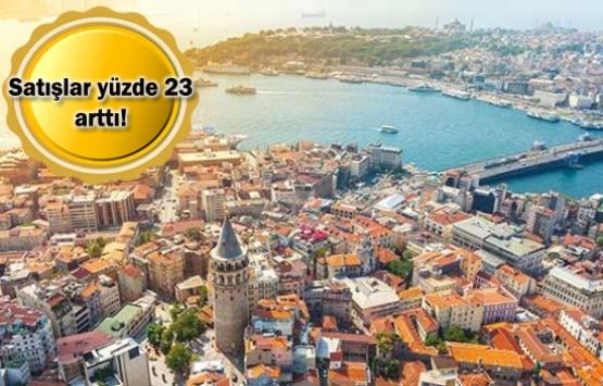Yabancılar Türkiye'den ev alma yarışında!