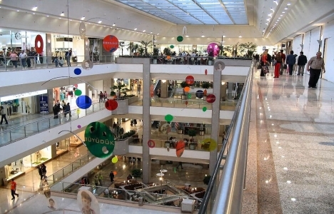 Alışveriş Merkezleri cirolarını