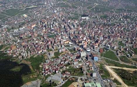 Arnavutköy Taşoluk idari
