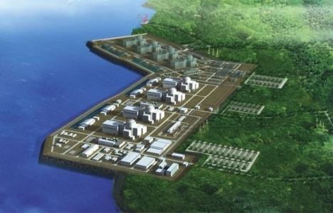 Sinop Nükleer Santrali'nin anlaşması TBMM'ye gönderildi!