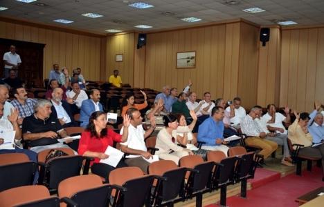 Mersin Akdeniz Belediyesi'nde