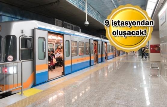 Kirazlı-Halkalı Metro Hattı nereden geçecek?