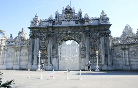 Dolmabahçe Sarayı'na Kültür