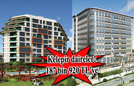 Doğa Yatırım, Elit Perla Palas ve Park Life'ta toprak sahiplerinin dairelerini satıyor!