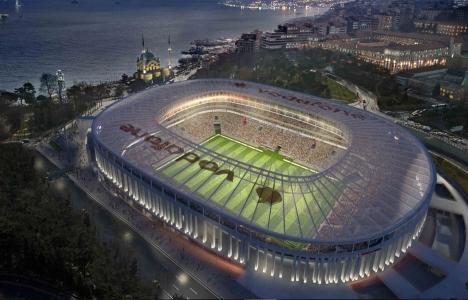 Beşiktaş kulüp binası Vodafone Arena'ya taşınacak!