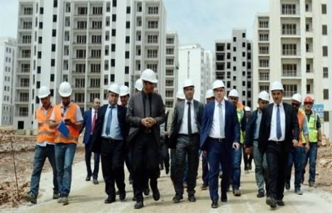TOKİ Bursa Büyük Sanayi Sitesi'nin altyapı çalışmaları başladı!