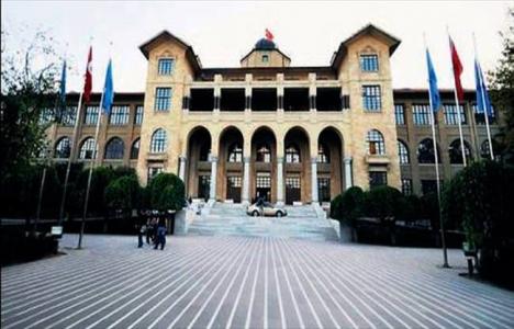 Gazi Üniversitesi'nde kapalı