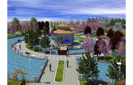 Erzurum Yıldızkent'e mesire alanı inşa edilecek!