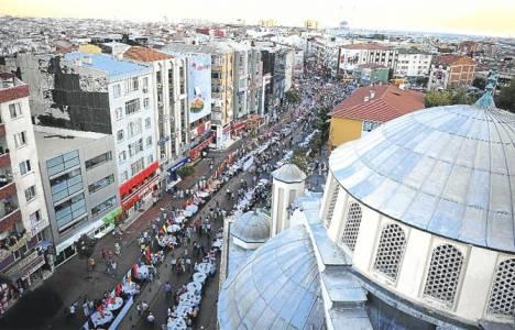 Esenler'de kentsel dönüşüm