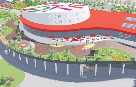 Antalya dev Expo