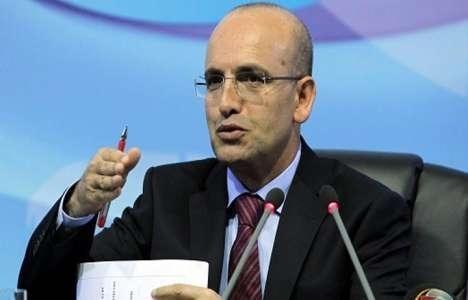 Mehmet Şimşek, 2015 yılına ilişkin bütçe rakamlarını açıkladı!