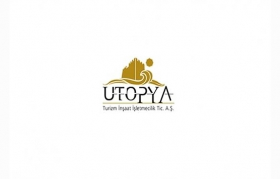 Utopya Turizm İnşaat'ın genel kurul toplantısı tescillendi!