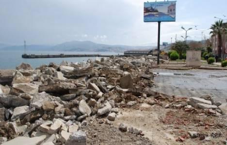 Mudanya Sahil Düzenleme Projesi'nin temeli atıldı!