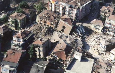 16 yılda deprem