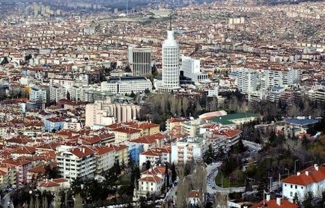 Ankara'da 42.9 milyon