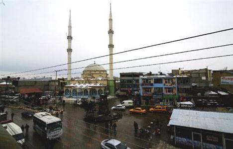 Erciş'te 2 bin 500 kişilik caminin temeli atıldı!