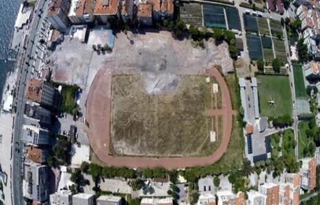 Karşıyaka Stadı için