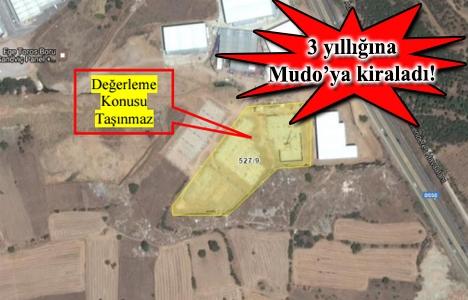 Reysaş GYO Menderes'teki deposunu 250 bin TL'ye kiraya verdi!