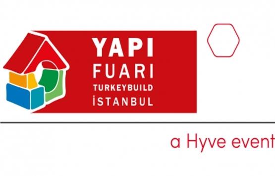 43. Yapı Fuarı – Turkeybuild İstanbul 18 Nisan'da başlıyor!