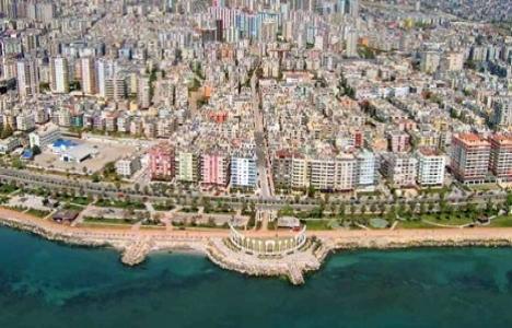 Mersin'de kentsel dönüşümde