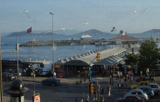 Bostancı'da 10 yıllığına kiralık balıkçı barınağı!