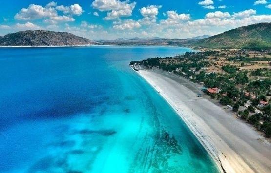 Salda Gölü Tabiat Parkı alanı 570 dekara çıkarıldı!