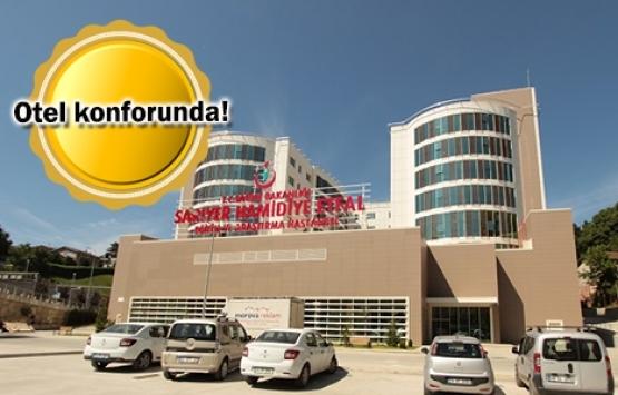 Sarıyer Hamidiye Etfal Hastanesi açıldı!