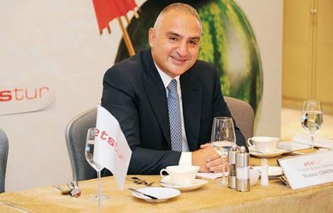 Mehmet Ersoy: Turizm