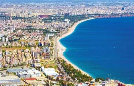 Gayrimenkul sektörü Antalya'da buluşuyor!