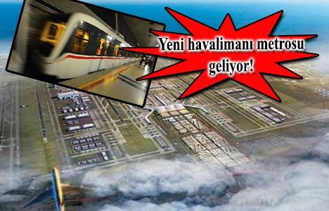 Gayrettepe-3.Havalimanı-Halkalı Metro Hattı