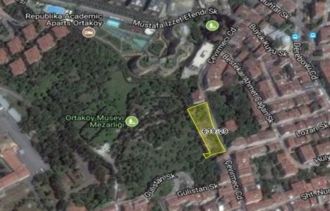 Beşiktaş Mecidiye turizm ve ticaret alanı imar planı askıda!