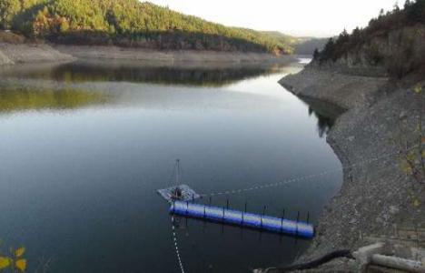 Kastamonu Kırık Barajı'nın