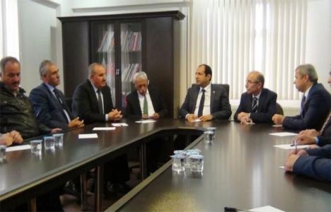 Van Erciş'te kentsel dönüşüm sorunu çözüldü!