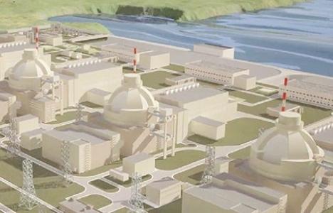 Nükleer tesis projelerinde