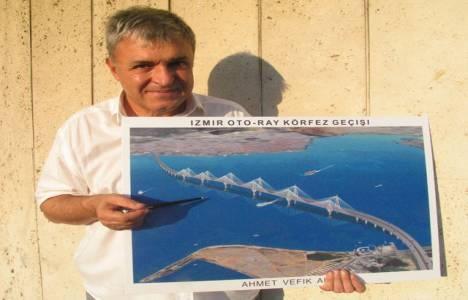 İzmir Körfez Geçişi ulaşımı rahatlatacak!
