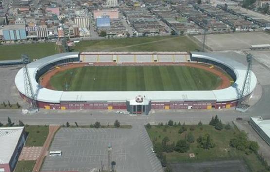 Samsun eski 19 Mayıs Stadyumu'nda yıkım başladı!