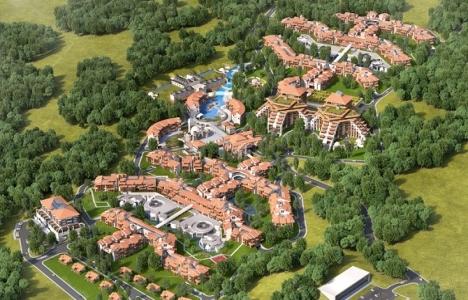 Narven Termal Tatil Kasabası Avrupa'ya uzanıyor!