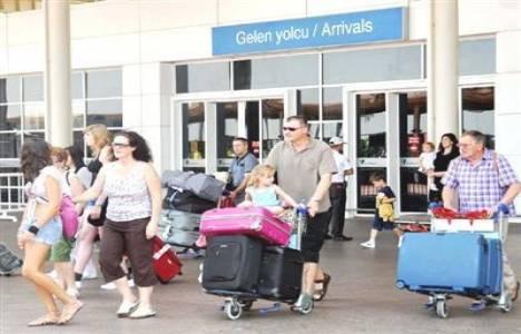 Turizm sektöründe 2014 yılında yüzde 7'lik artış bekleniyor!