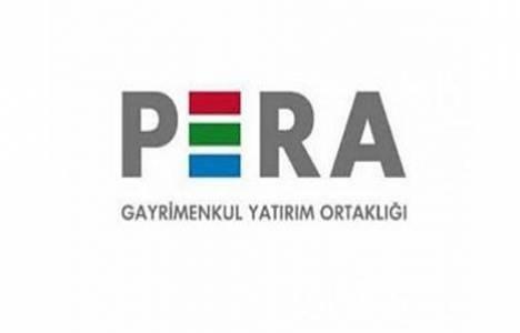 Pera GYO finansal raporunu açıkladı!