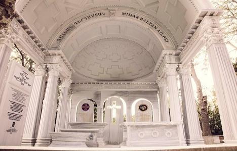 Üsküdar Balyan Anıt Mezarı açılışı 1 Ekim'de!