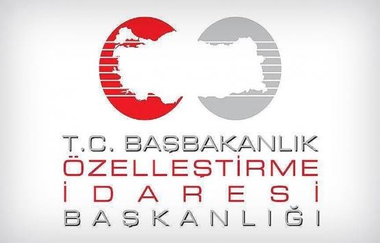 ÖİB Ankara ve Tokat'taki bazı taşınmazların satışlarını onayladı!