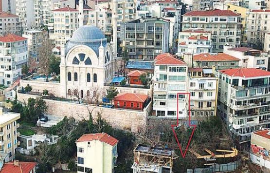 Beyoğlu Cihangir Camisi'nde silüet korkusu!