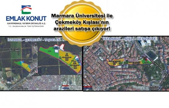 Emlak Konut İstanbul'da 2 dev proje yapacak!