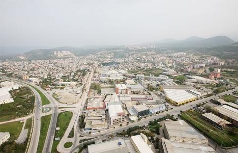 Ankara 1. Organize Sanayi Bölgesi'nde imar planı değişikliği!
