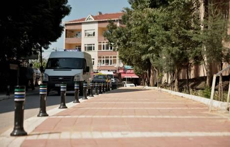 Beykoz Belediyesi cadde