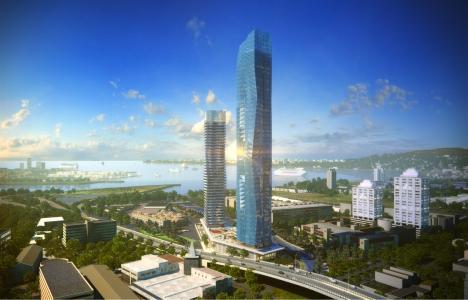 Mistral İzmir'in inşaatı tamamlandı!