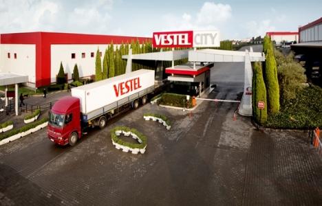Vestel pazar payını yüzde 20'ye çıkardı!